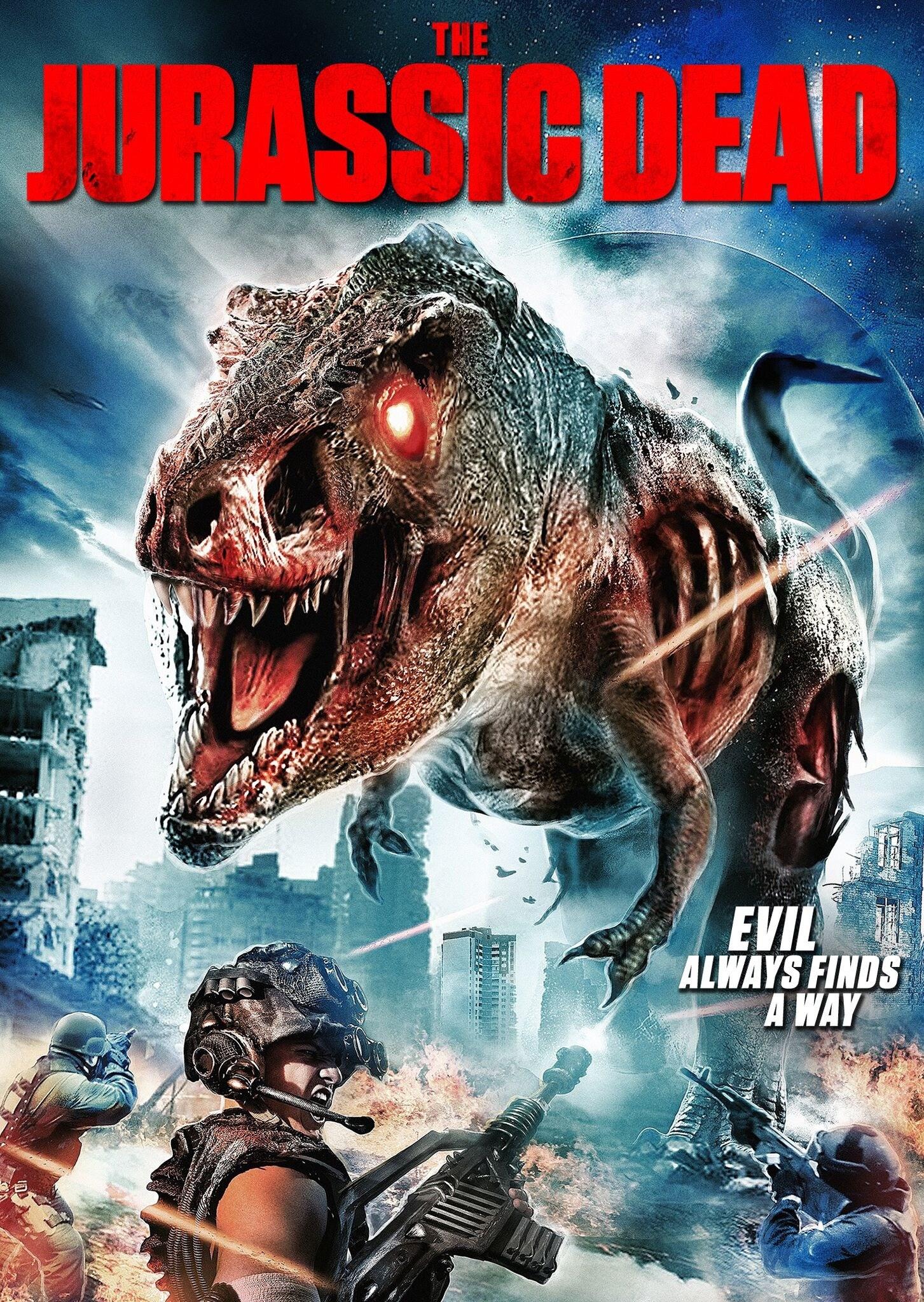 Plakat filmu The Jurrasic Dead