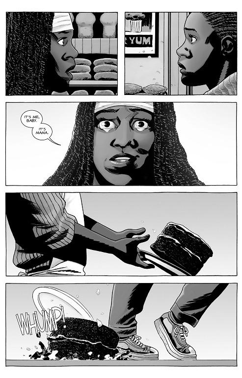 The Walking Dead #176