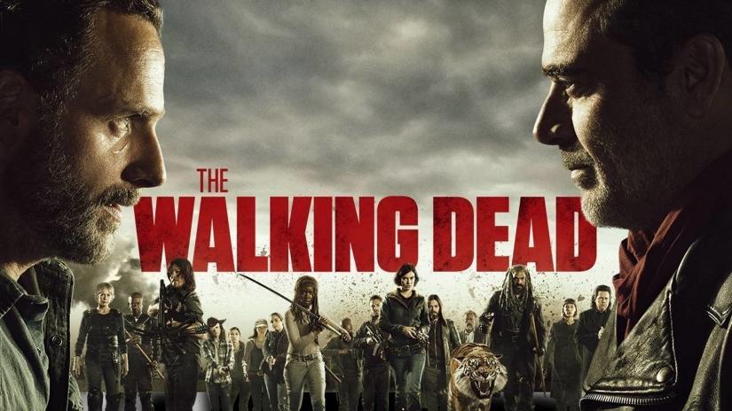 The Walking Dead sezon 8.