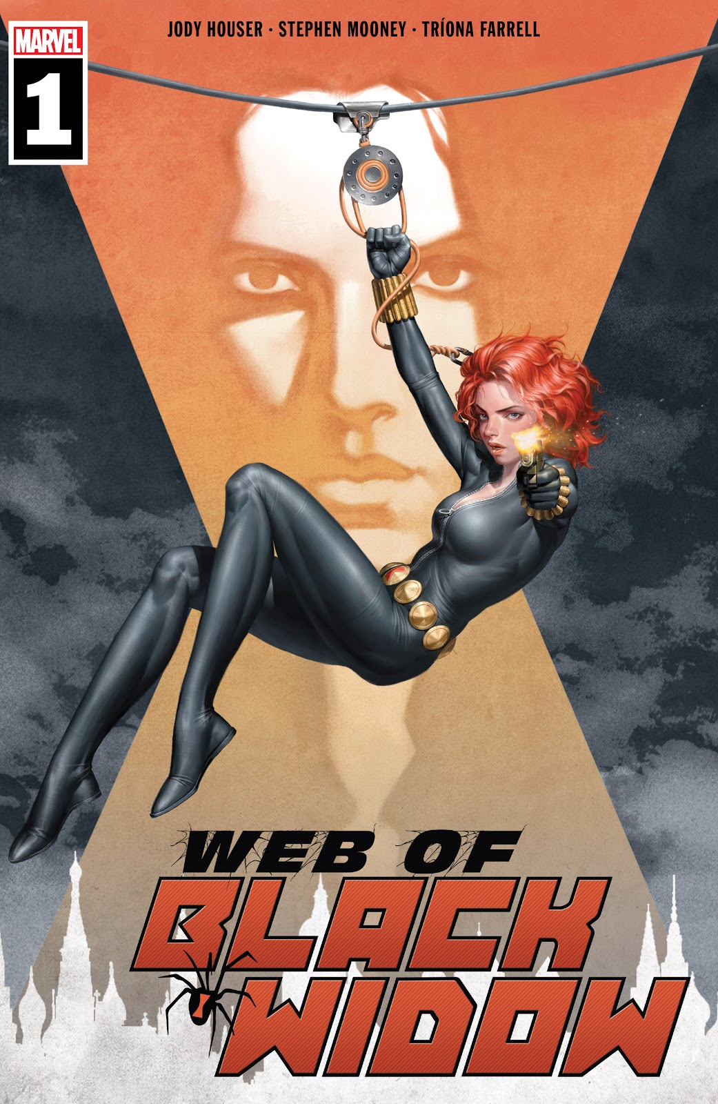 The Web of Black Widow #1