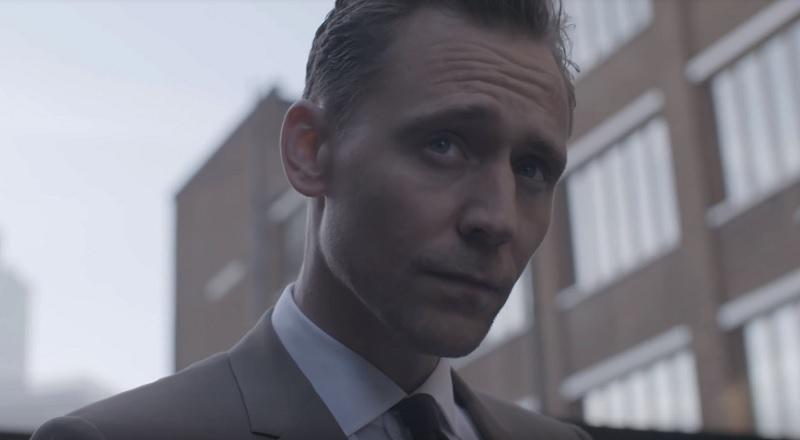 tom hiddleston początki