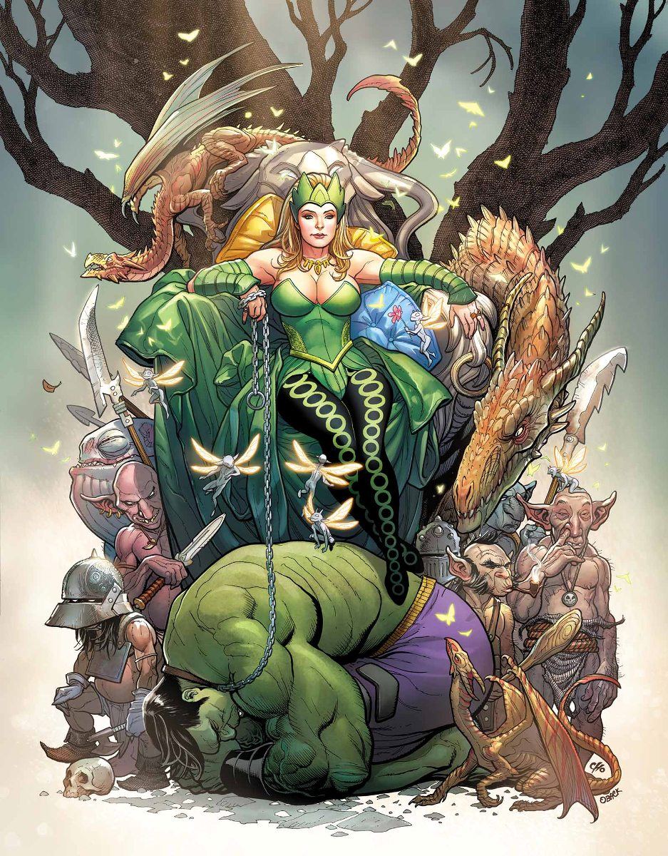 Totally Awesome Hulk vol. 1 #5