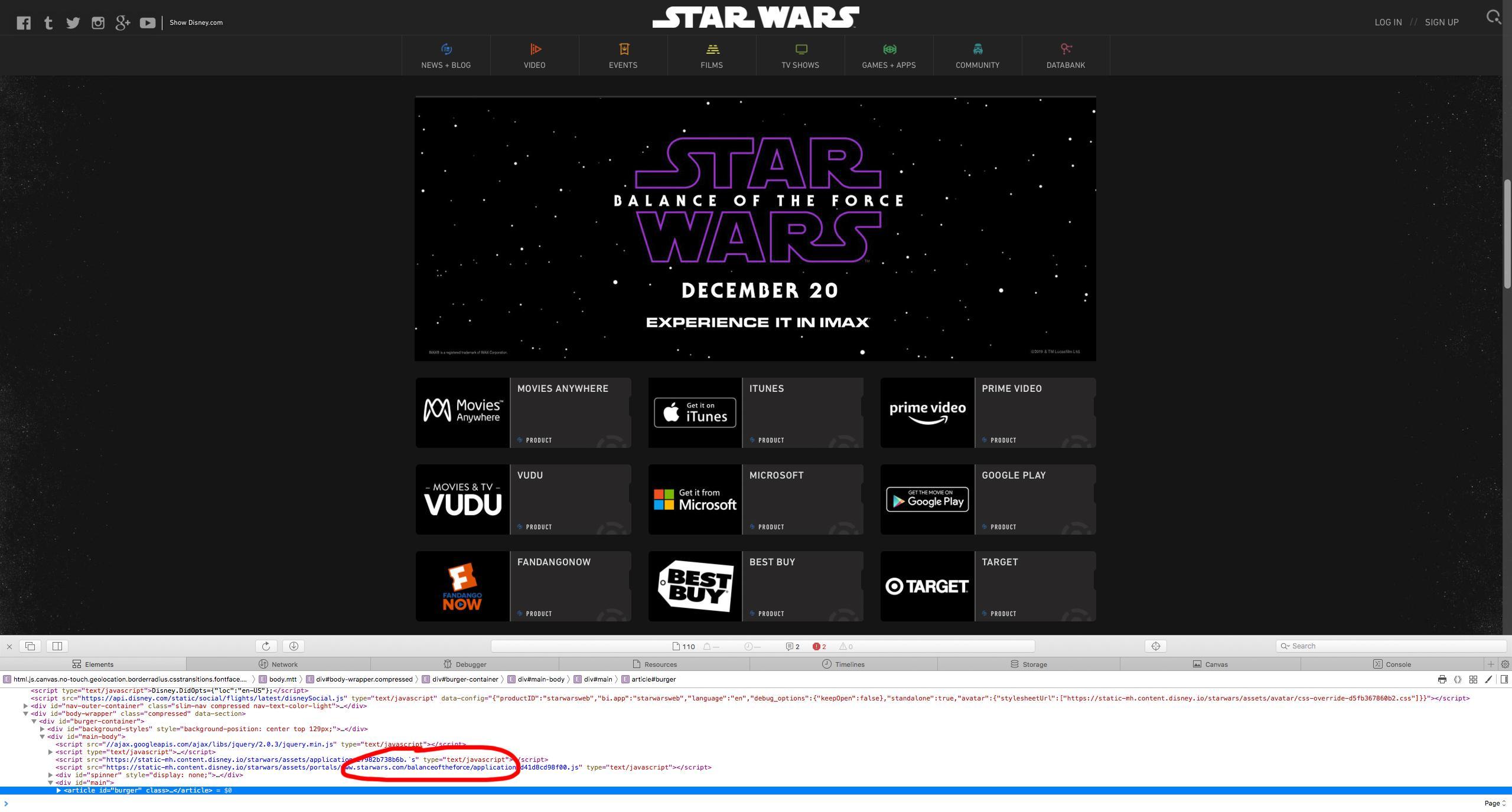 tytuł Star Wars