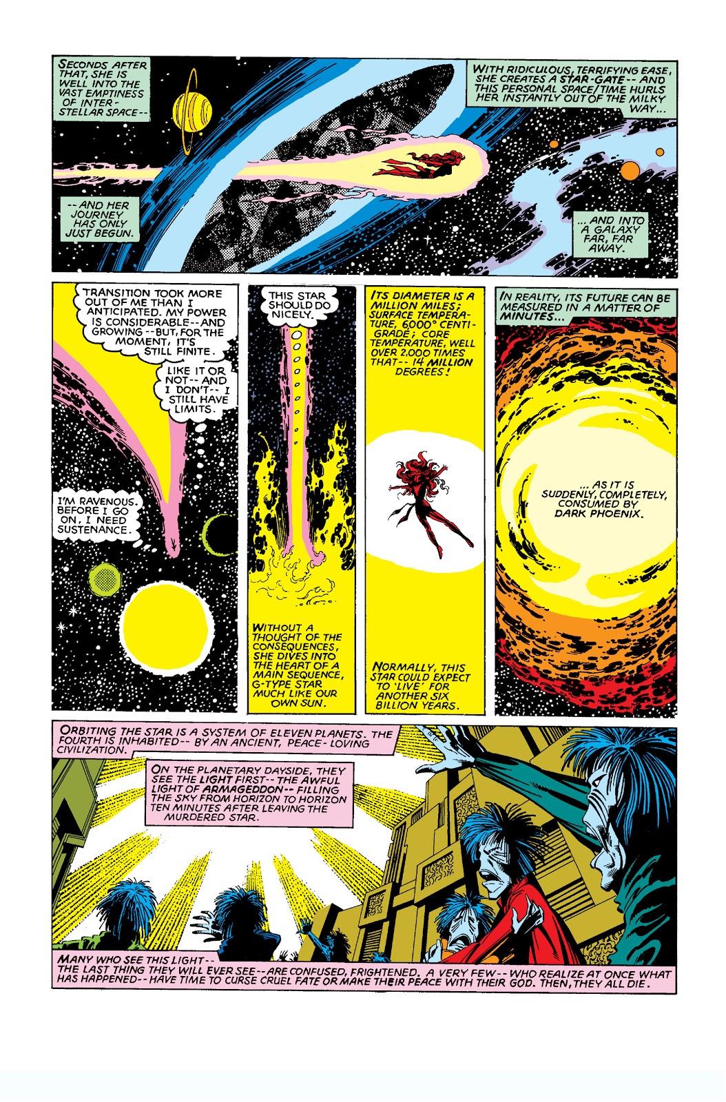 Uncanny X-Men vol. 1 #135