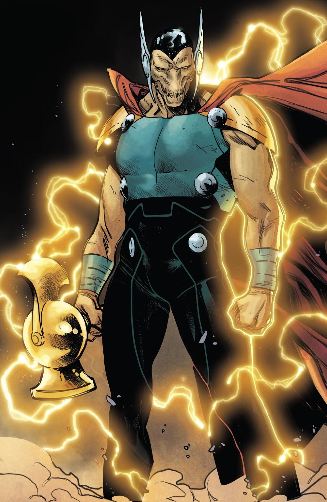Unworthy Thor #3