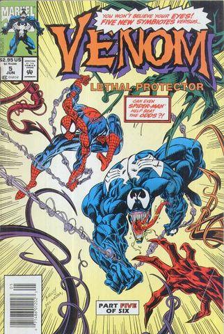 Venom Lethal Protector #5