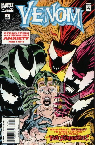 Venom Separation Anxiety vol. 1 #1