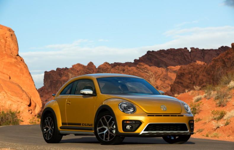 VW Beetle Dune 1/10