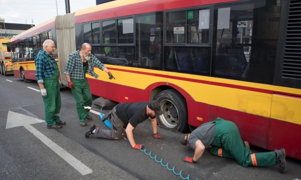 Warszawa - zakopany autobus