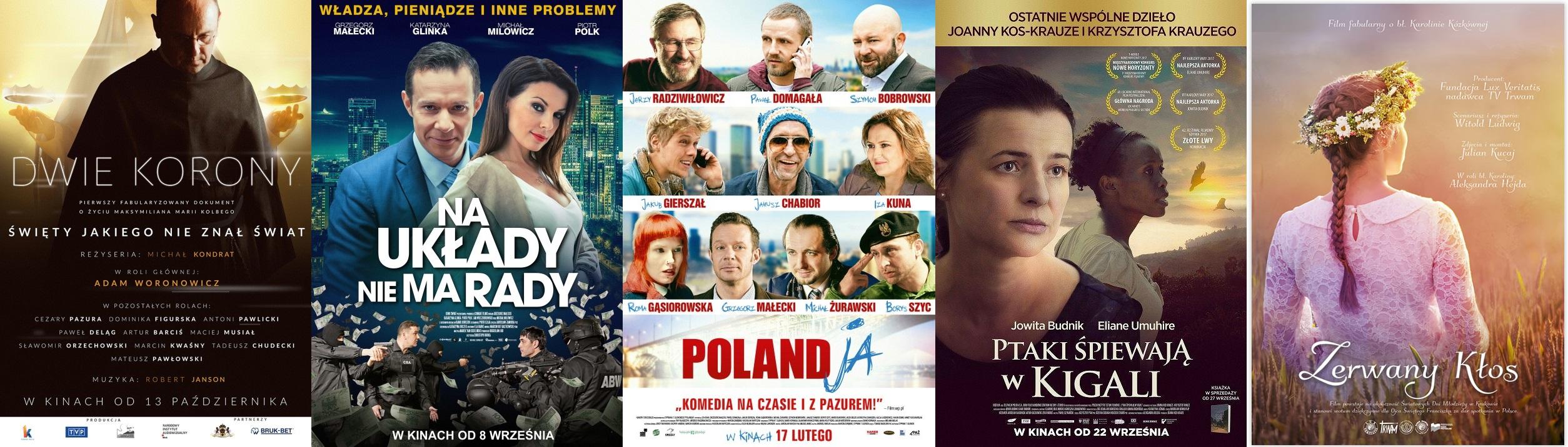 najgorsze polskie plakaty filmowe 2017