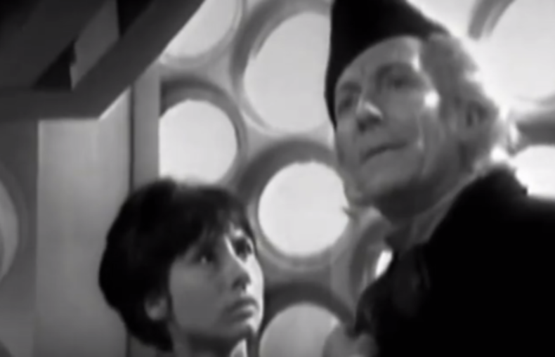 William Hartnell (1963-1966)