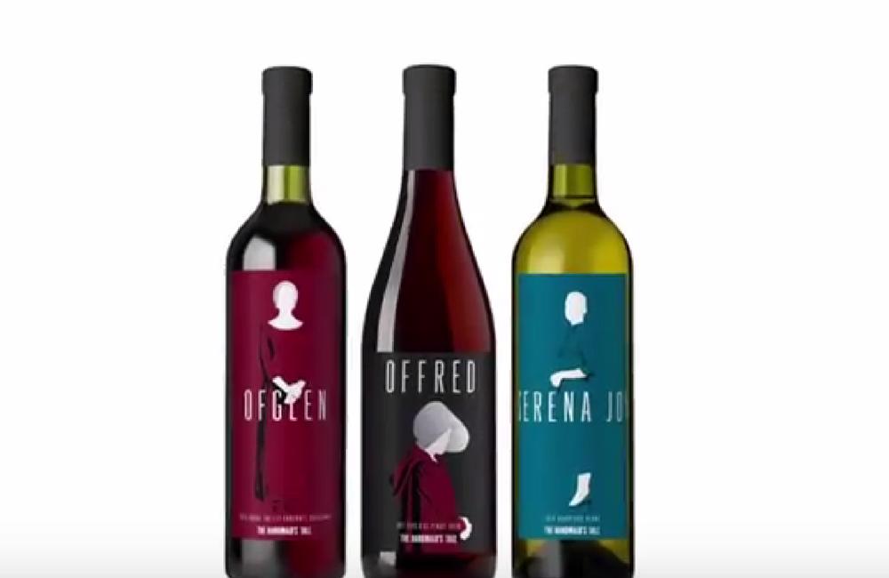 Wino Opowieść podręcznej
