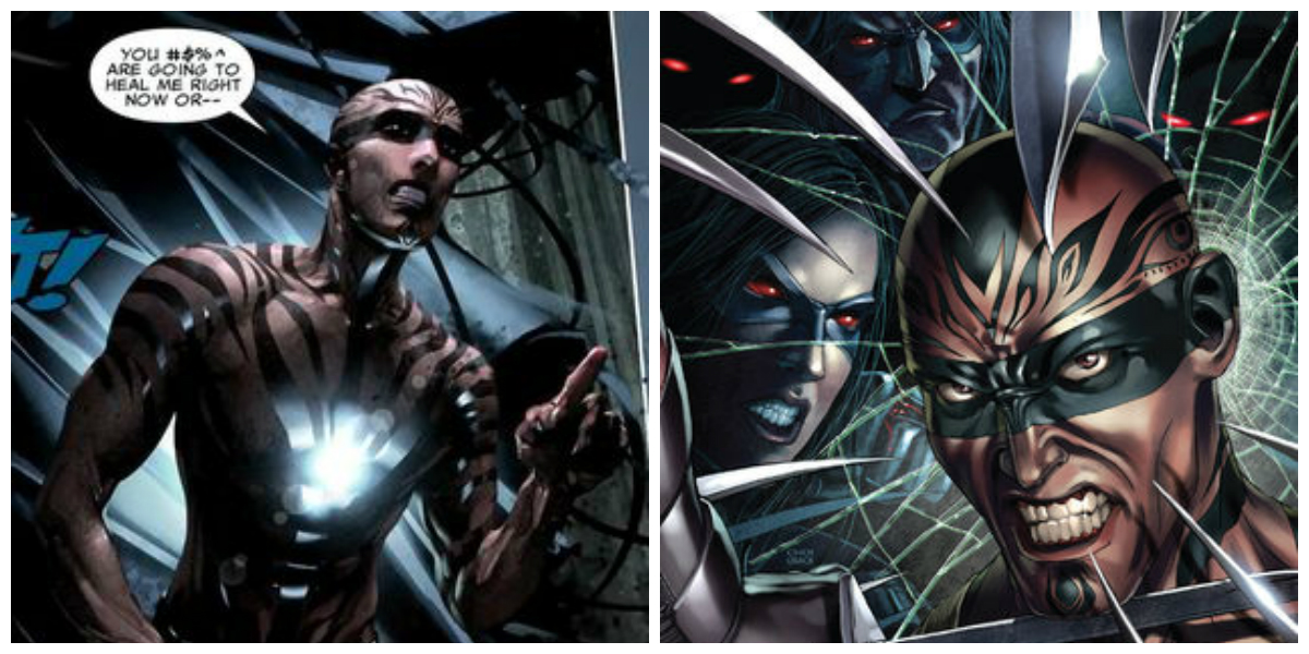 X-Force vol 3. #21