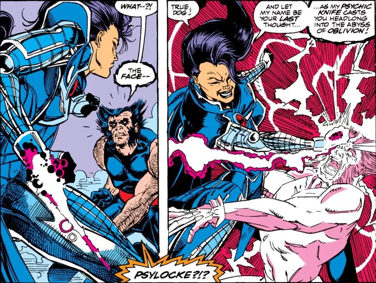 X-Men #257