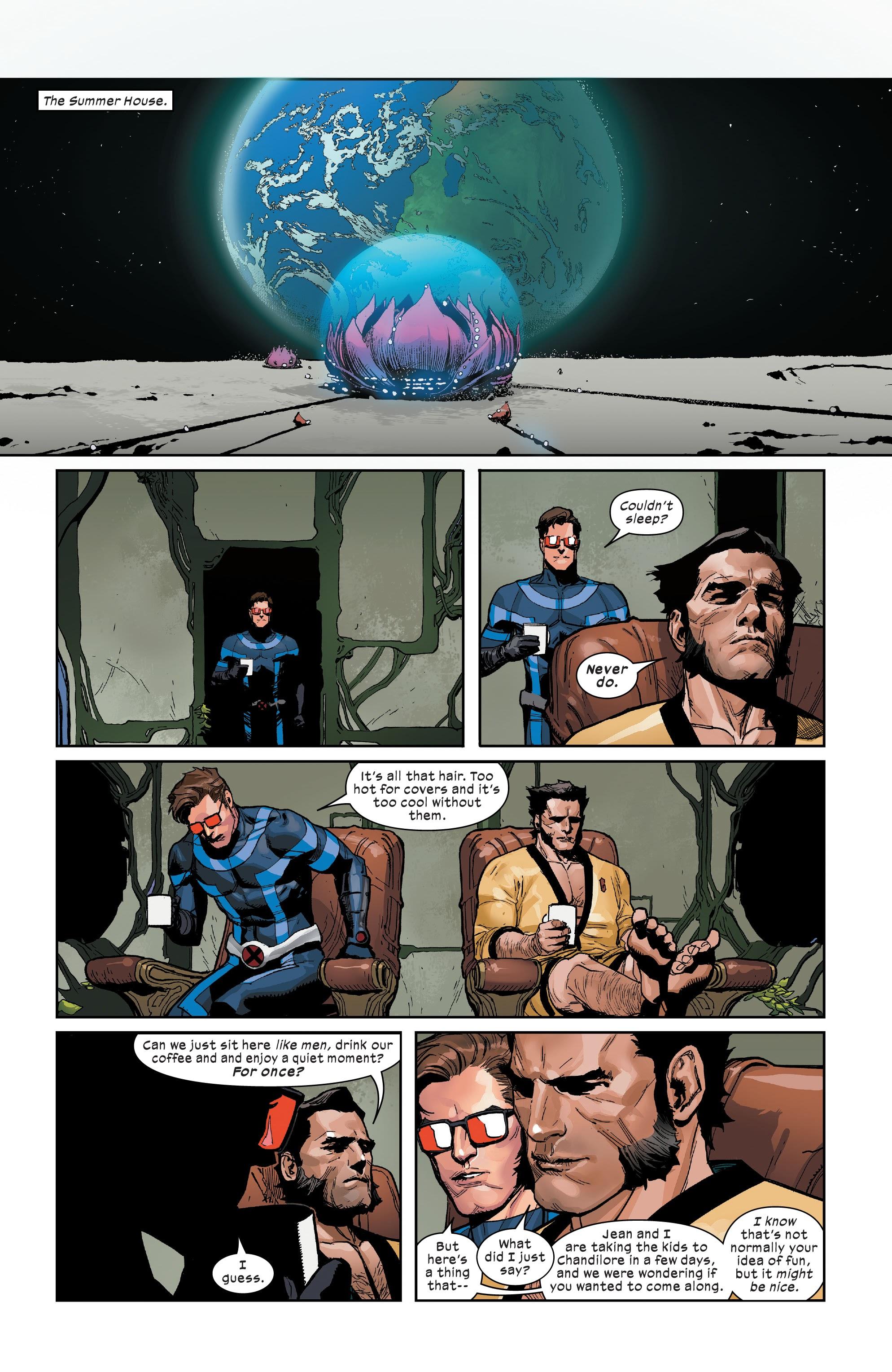 """X-Men"" #7"
