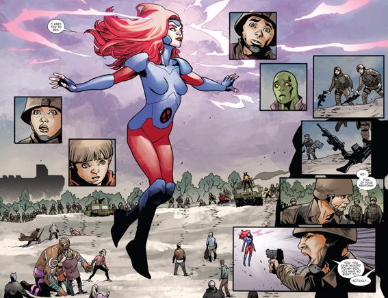 X-Men: Red #5