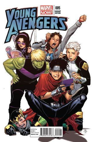 Young Avengers vol. 2 #5