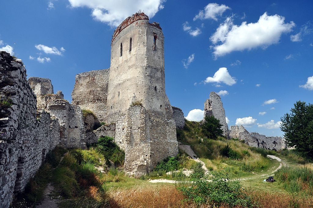 Zamek w Cachticach