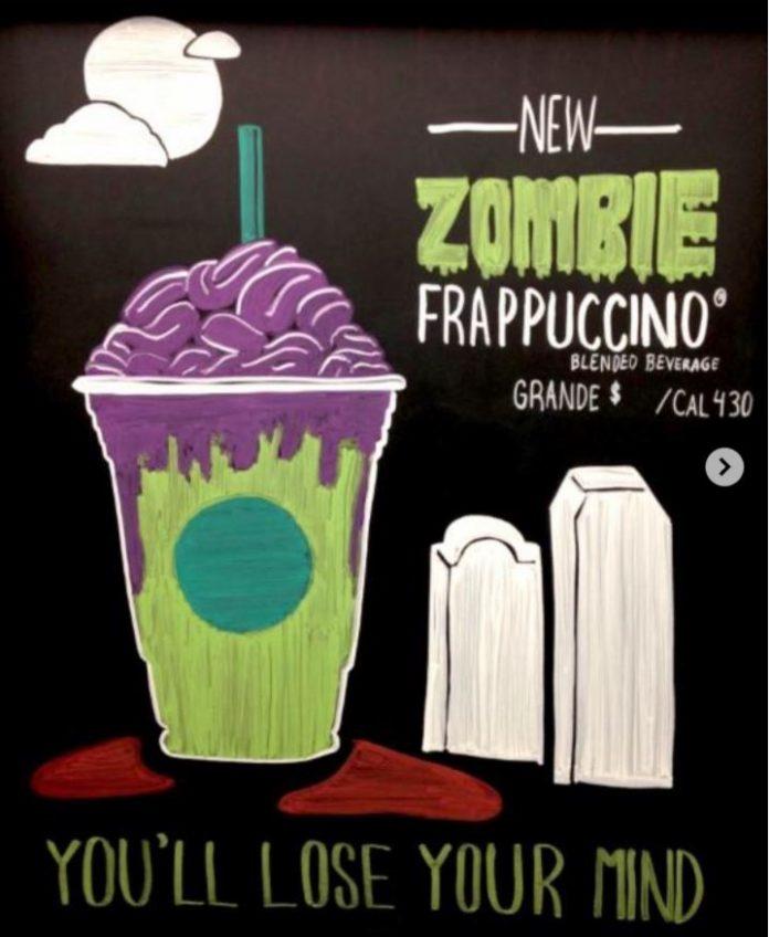 Zombie-Frappuccino