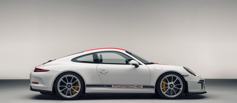 911 R – używane 7 razy droższe od nowego