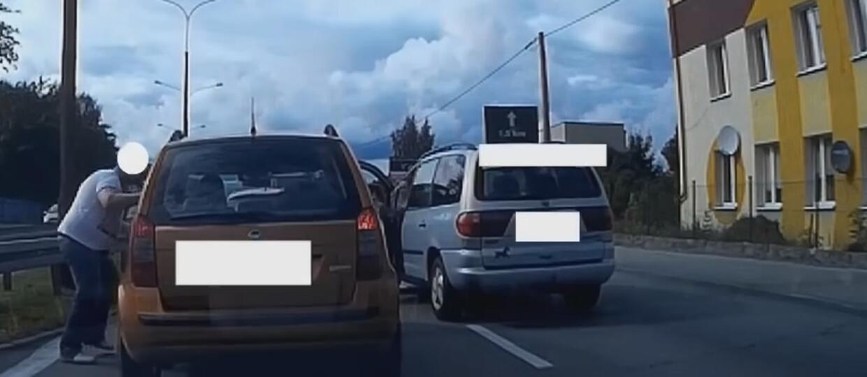 Agresja drogowa w polskim wydaniu