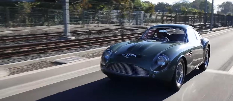 Aston Martin DB4 GT z 1962 trafi na aukcję