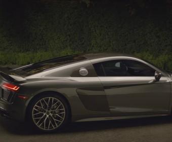 Audi R8 oferuje emocje z kosmosu...
