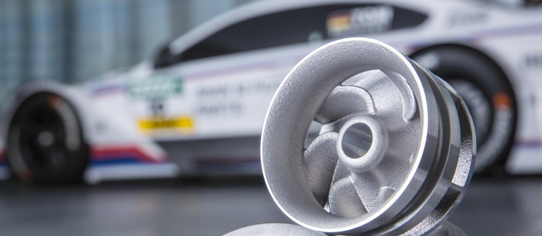 BMW świętuje 25-lecie wykorzystywania druku 3D