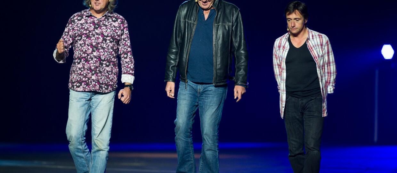 Clarkson i spółka wymyślili nazwę dla show Amazona
