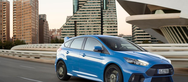 Ford Focus RS hitem sprzedaży w Europie