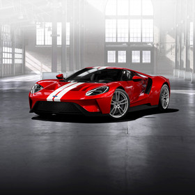 Ford GT - 7000 zamówień limitowanego modelu
