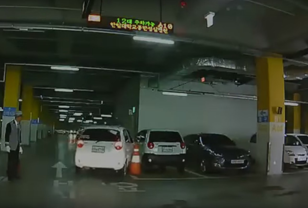 Jak wygląda parkingowy ping pong?