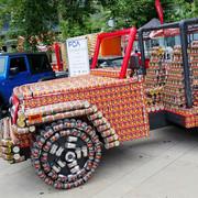 Jeep stworzył Wranglera z puszek