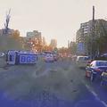 Kompilacja wypadków z udziałem Hummerów