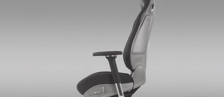 Krzesło biurowe z Porsche 911