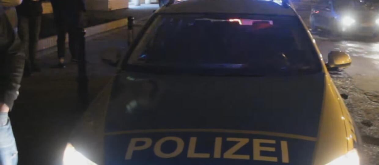 Kup VW Passata przerobionego na radiowóz