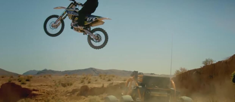 Matt LeBlanc kontra Ariel Nomad w Top Gear