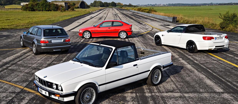 Najdziwniejsze koncepcyjne BMW M3