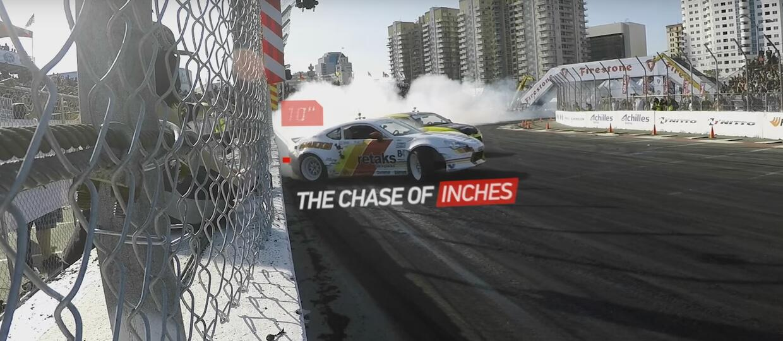 Najlepsze sceny z Formuła Drift 2015