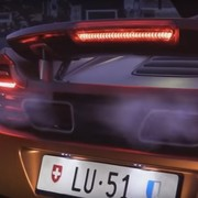 Nietypowe zastosowanie McLarena 12C