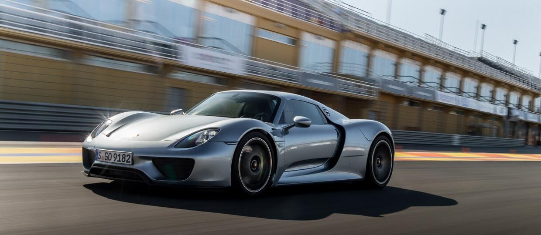 Odda wyspę za Porsche 918 Spyder