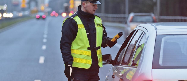 Policyjne statystyki dotyczące nietrzeźwych kierowców w 2015