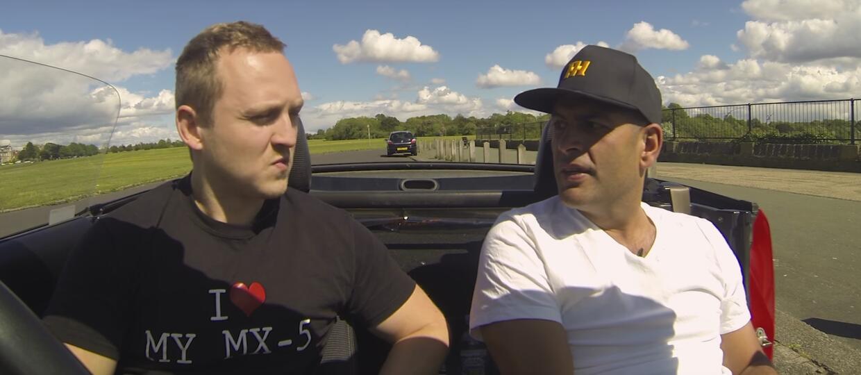 Prezenter Top Gear: Ta praca to samobójstwo
