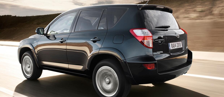 Toyota wzywa do serwisów 2,87 mln właścicieli RAV4