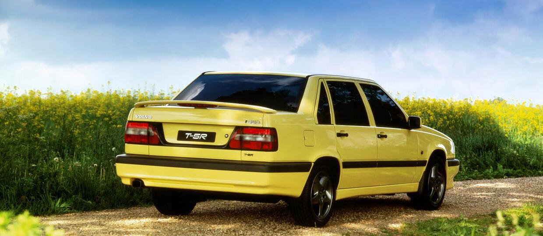 Volvo 850 obchodzi 25. urodziny