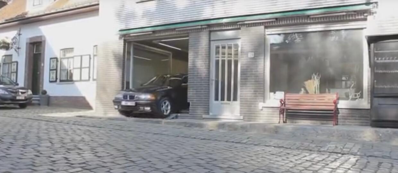 Zbudował garaż mimo zakazu władz
