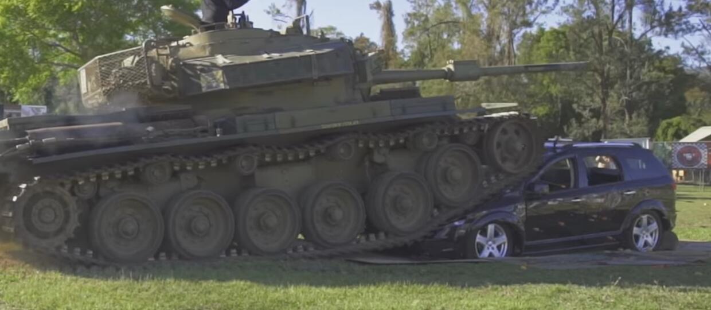 Zniszczyli auto na złość dealerowi