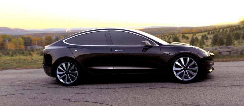 325 tysięcy przedpłat na Teslę Model 3