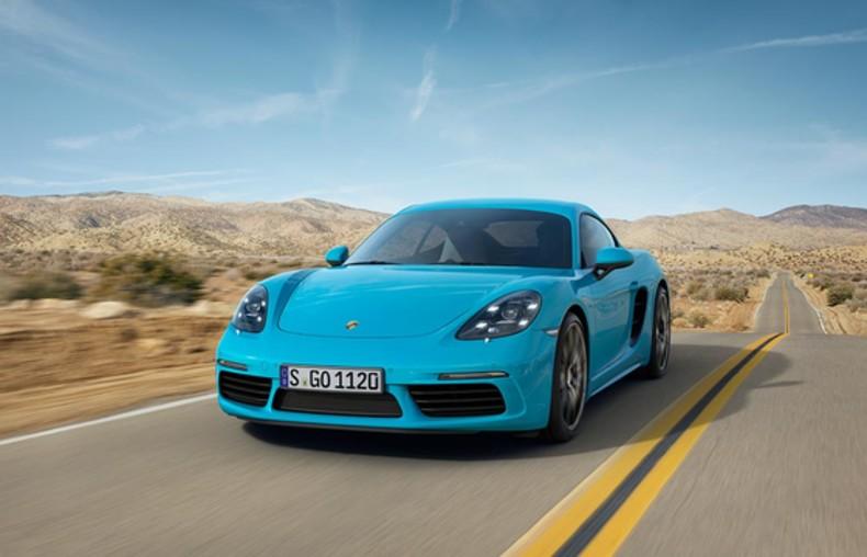 Porsche Cayman (3)