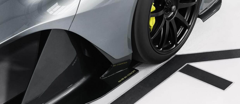 Aston AM-RB 001 będzie inspiracją dla przyszłych modeli